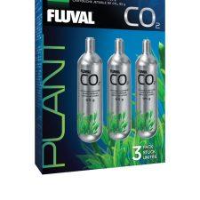 FLUVAL CO2 KIT CARTRIDGE REFILL 95GM 3 UNITS
