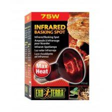 EXO TERRA HEAT GLO INFRARED HEAT LAMP – 75 WATT