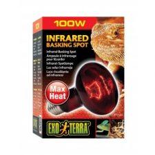EXO TERRA HEAT GLO INFRARED HEAT LAMP – 100 WATT