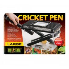 EXO TERRA CRICKET PEN – LARGE 30 X 20.5 X 19.5CM