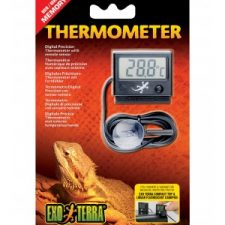 EXO TERRA LED THERMOMETER WITH PROBE/LIGHT