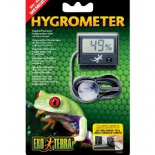 EXO TERRA LED HYGROMETER WITH PROBE/LIGHT