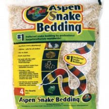 ASPEN SNAKE BEDDING – 4 QUART (4.4LTR)