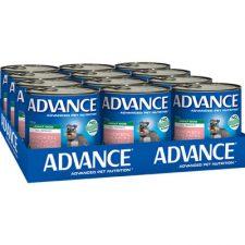 ADVANCE ADULT CHICKEN, SALMON RICE 700G X12