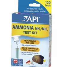 API AMMONIA TEST KIT – FRESH/SALTWATER