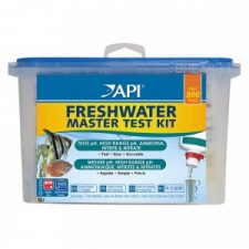 API FRESHWATER MASTER MULTI TEST KIT – 5 IN 1