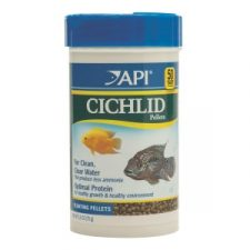 API CICHLID PELLETS MEDIUM 70GM.