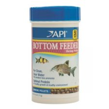 API BOTTOM FEEDER SHRIMP PELLETS – 113GM
