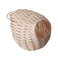 NEST CANE FINCH COVERED MEDIUM