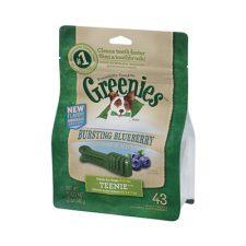 GREENIES TREAK-PAK?BLUEBERRY TEENIE 340G