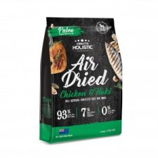 ABSOLUTE HOLISTIC AIR DRIED DOG FOOD CHICKEN HOKI 1KG