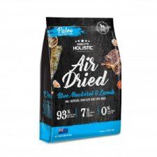 ABSOLUTE HOLISTIC AIR DRIED DOG FOOD BLUE MACKEREL LAMB 1KG