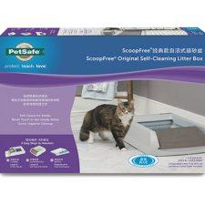 PETSAFE LITTER SCOOPFREE ORIG SELF CLEANING BOX