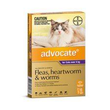 ADVOCATE CAT OVER 4KG 6PK
