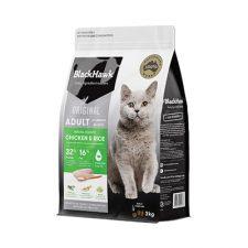 BLACK HAWK CAT CHICKEN 3KG