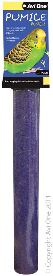 Avi One Pumice Perch 12in Bright Purple One Size