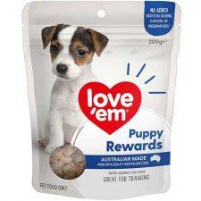 LOVE EM LIVER PUP REWARDS 200G
