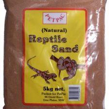DESERT SAND – NATURAL RED – 5KG BAG