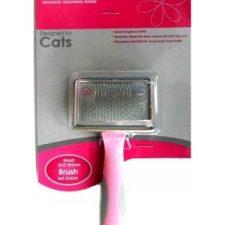 EURO-GROOM CAT SLICKER SMALL – FLAT SOFT PIN