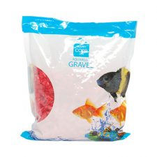 GRAVEL GLO-STONE LARGE RED 20KG