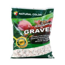 GRAVEL NAT TRI-COLOUR 3-4MM 20KG