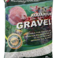 GRAVEL NAT WHITE 3-5MM 5KG