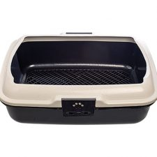 LITTER PAN 4 PCE WITH SIEVE