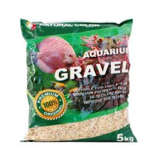 GRAVEL NAT MIXED 1-2MM 5KG
