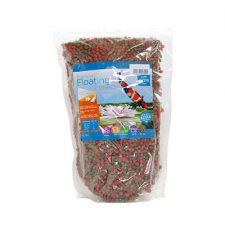 CAREAQUA FLOATING PELLETS 1KG SMALL