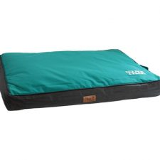 BED ITS BED TIME CUSHION PATIO TEAL/GREY LGE