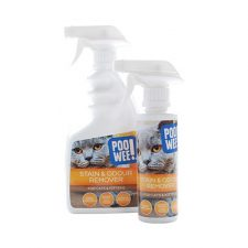 POOWEE STAIN/ODOUR REMOVER FELINE 250ML