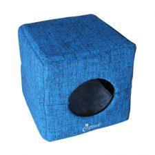 MULTICUBE CATTITUDE WOVEN BLUE L