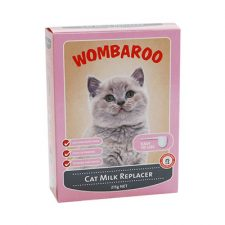 WOMBAROO CAT MILK REPLACE 215GRAMS