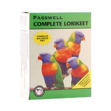 PASSWELL COMPLETE LORIKEET 500GM