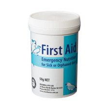 PASSWELL FIRST AID FOR BIRDS 50GM