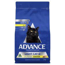 ADVANCE LIGHT CAT CHICKEN 2KG
