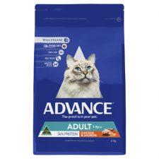 ADVANCE ADULT CAT TW CHICKEN SALMON 6KG