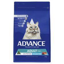 ADVANCE ADULT CAT TW OCEAN FISH 6KG