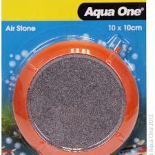 AQUA ONE AIRSTONE PVC ENCASED AIR DISK MEDIUM