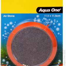 AQUA ONE AIRSTONE PVC ENCASED AIR DISK LARGE