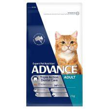 ADVANCE DENTAL CAT CHICKEN 2KG