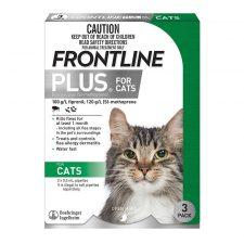 FRONTLINE PLUS CAT 3 PACK