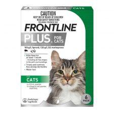 FRONTLINE PLUS CAT 6 PACK