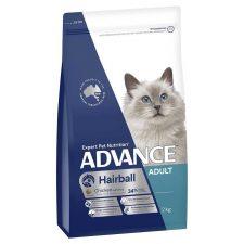 ADVANCE HAIRBALL CAT CHICKEN 2KG