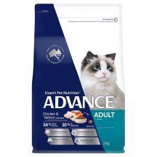 ADVANCE ADULT CAT TW CHICKEN SALMON 3KG