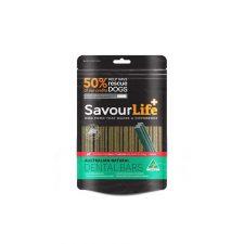 SAVOURLIFE AUSTRALIAN NATURAL DENTAL BARS (SMALL/MEDIUM)