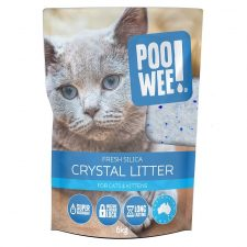 LITTER FRESH CRYSTALS 6KG