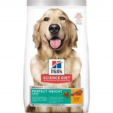 HILLS SCIENCE DIET ADULT PERFECT WEIGHT 1.8KG