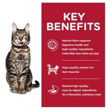 HILLS SCIENCE DIET ADULT 7+ INDOOR DRY CAT FOOD 3.17KG